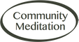 Community Meditation Logo